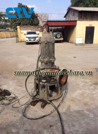 Sửa máy bơm nước thải Ebara