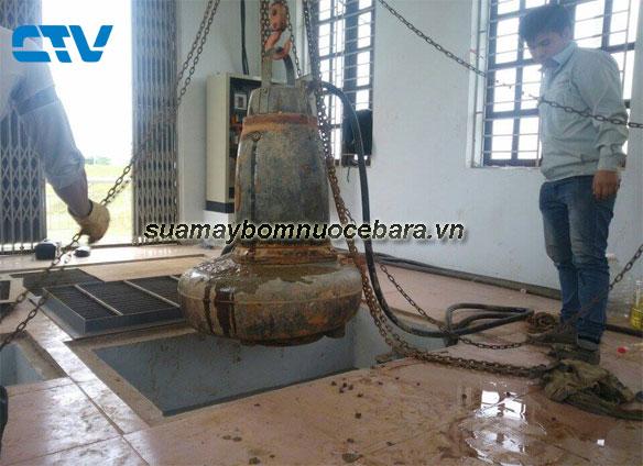 Trung tâm sửa hệ thống máy bơm nước thải Ebara hàng đầu tại Hà Nội