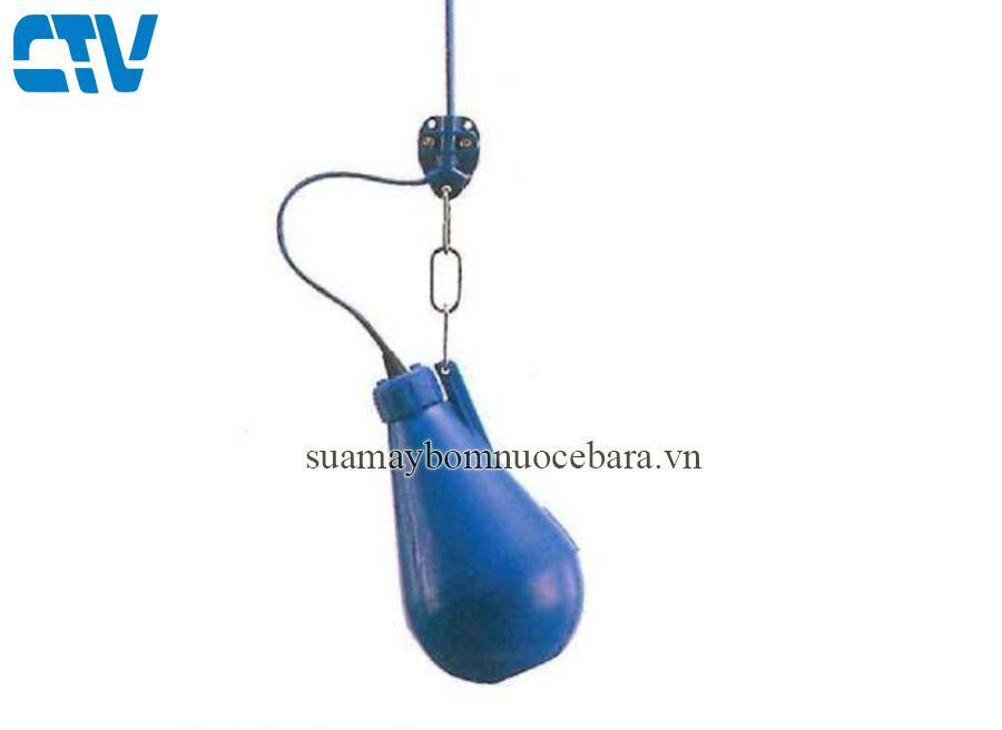 Phao bơm, Phao bơm chìm Shinmaywa LC 12